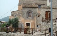 particolare borgo Terravecchia